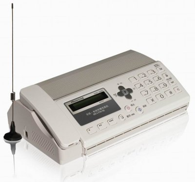 Portable Fax machine