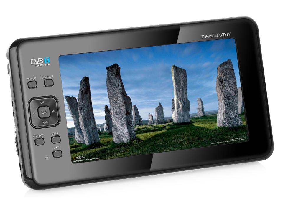 Portable HD TV In Your Pocket