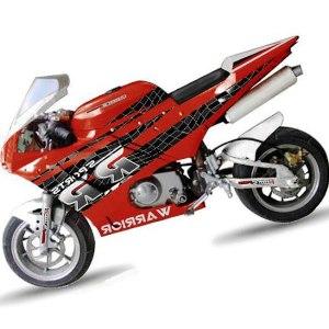 Astonishing X18 110cc Pocket Bike